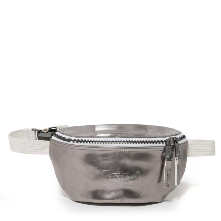 Eastpak Bæltetaske Springer Sølv 1