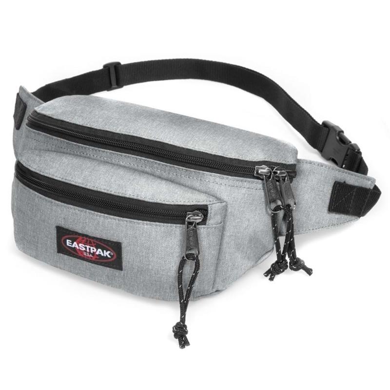 Eastpak Bæltetaske Doggy Bag M. Grå 1