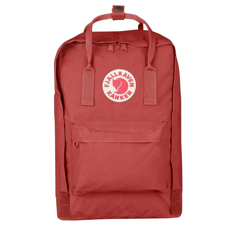 Fjällräven Rygsæk Kånken Laptop Orange/rød 1