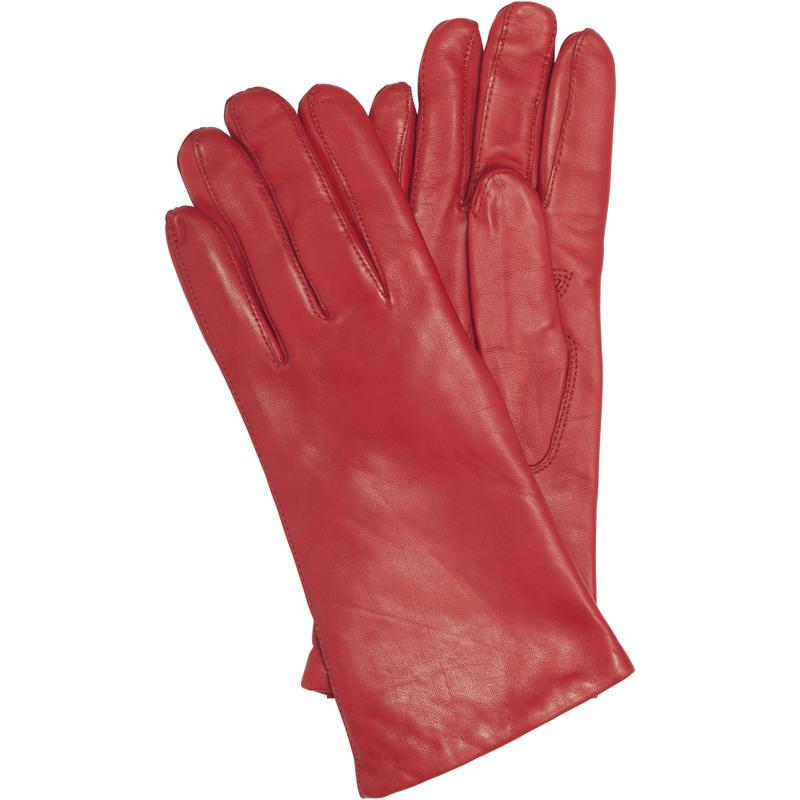 Randers Handsker Damehandske Lam Rød 1