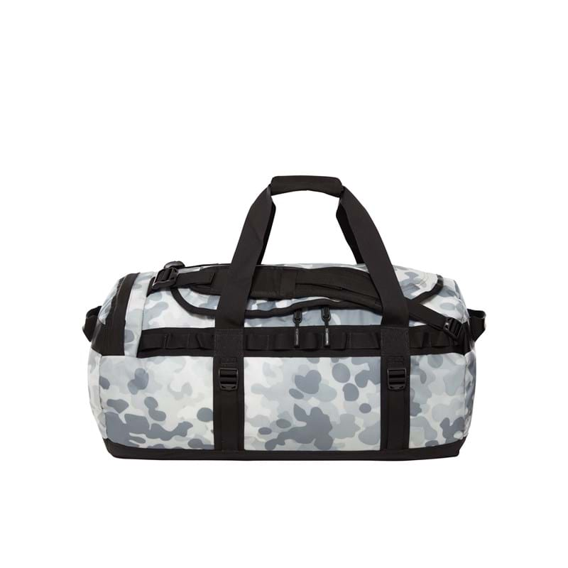 The North Face Duffel Bag Basecamp M Grå/hvid 2