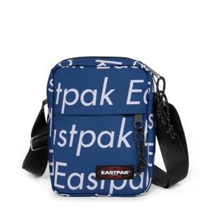 Eastpak Skuldertaske The One Blå/hvid alt image