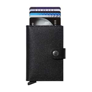 Secrid Kortholder Mini wallet Sort alt image