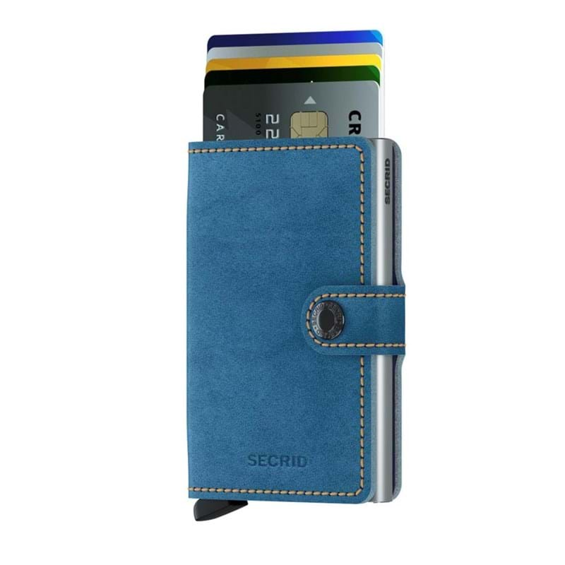 Secrid Kortholder Mini wallet Lyseblå 1