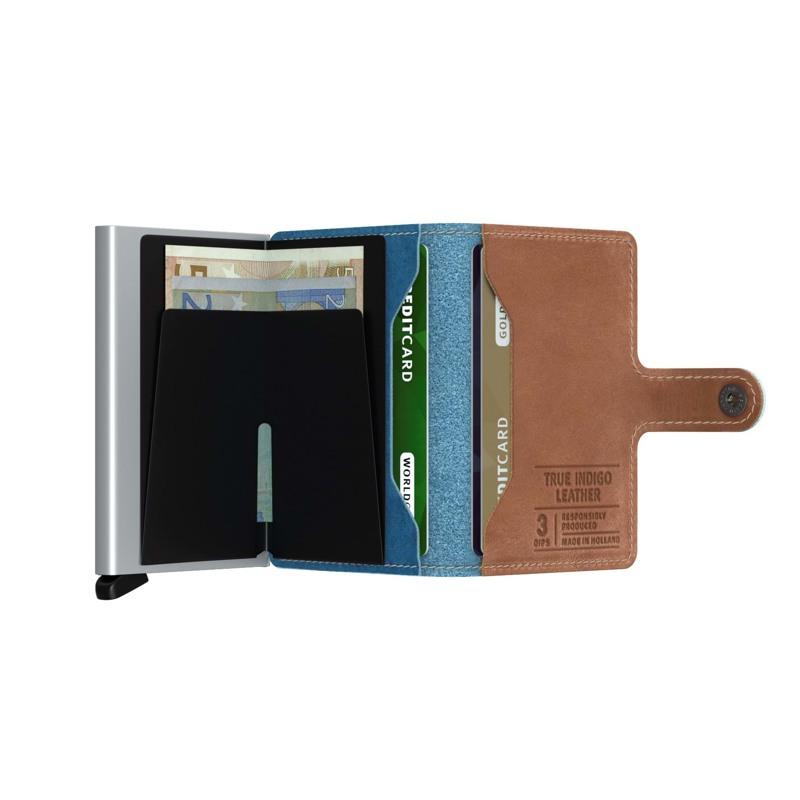 Secrid Kortholder Mini wallet Lyseblå 3