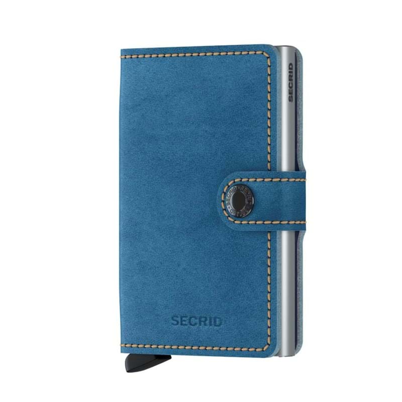 Secrid Kortholder Mini wallet Lyseblå 4