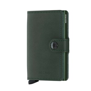 Secrid Kortholder Mini wallet Grøn