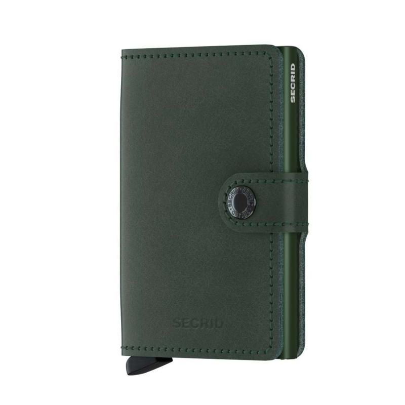Secrid Kortholder Mini wallet Khaki 1