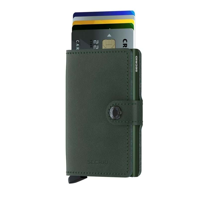 Secrid Kortholder Mini wallet Khaki 2