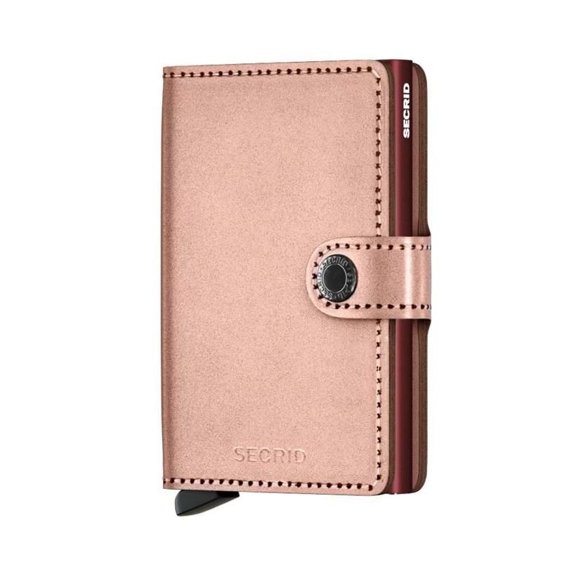 Secrid Kortholder Mini wallet Rosa 1