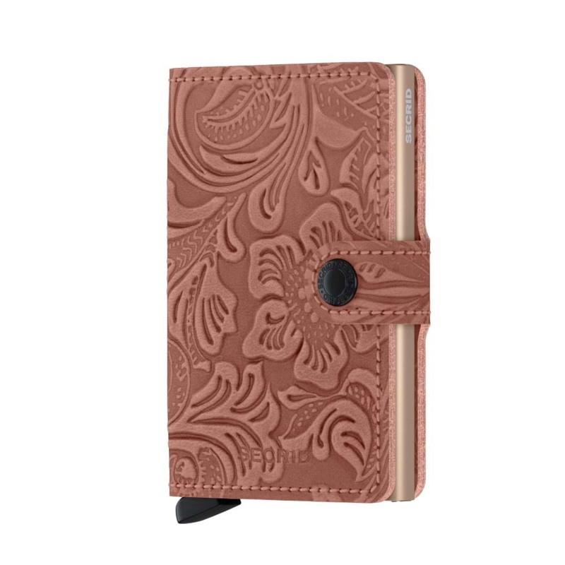 Secrid Kortholder Mini wallet Pink 1
