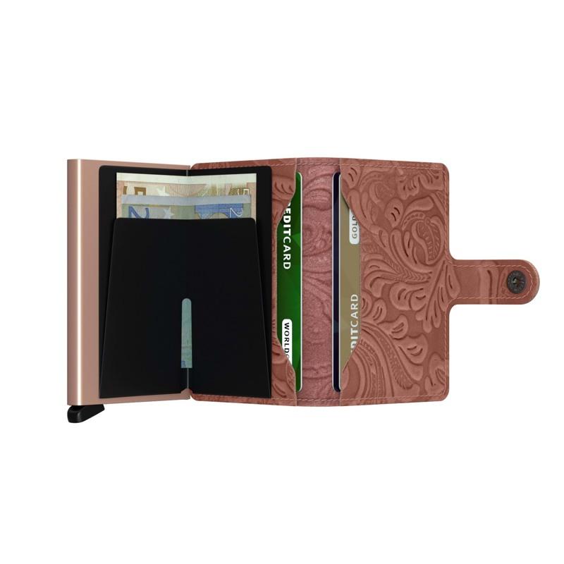 Secrid Kortholder Mini wallet Pink 4