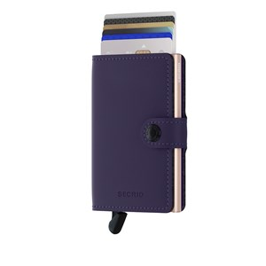 Secrid Kortholder Mini wallet Lilla