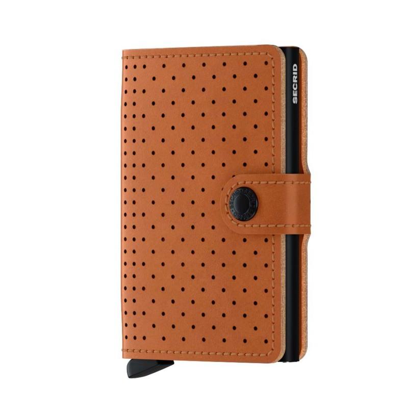 Secrid Kortholder Mini wallet Cognac 1