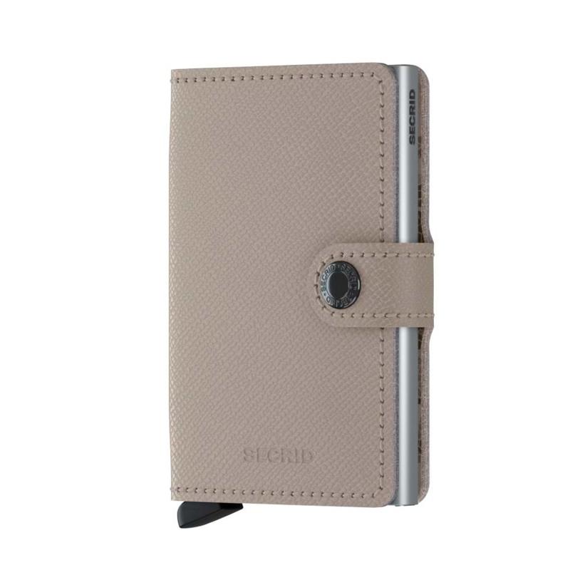 Secrid Kortholder Mini wallet Taupe 1