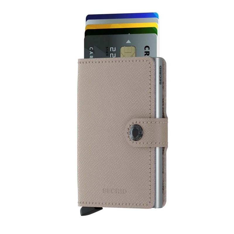 Secrid Kortholder Mini wallet Taupe 2