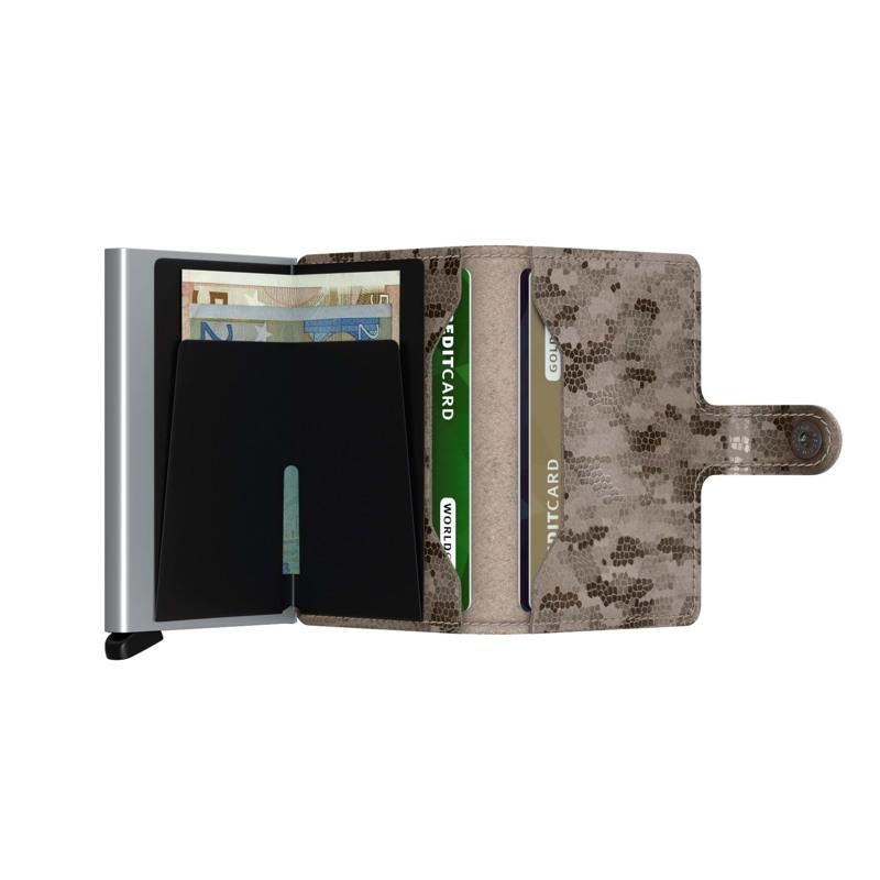 Secrid Kortholder Mini wallet Taupe 4