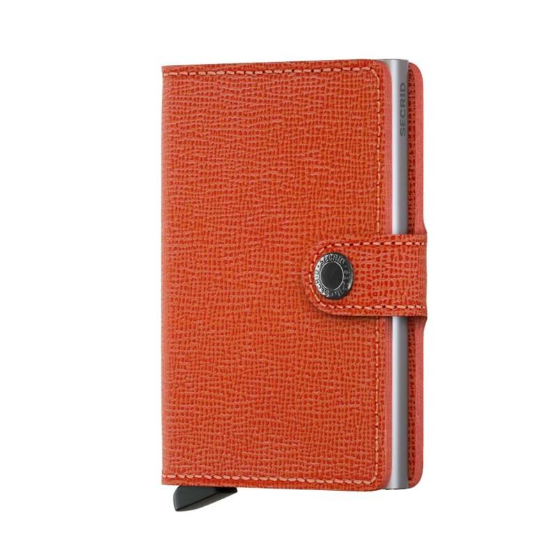 Secrid Kortholder Mini wallet Orange 1