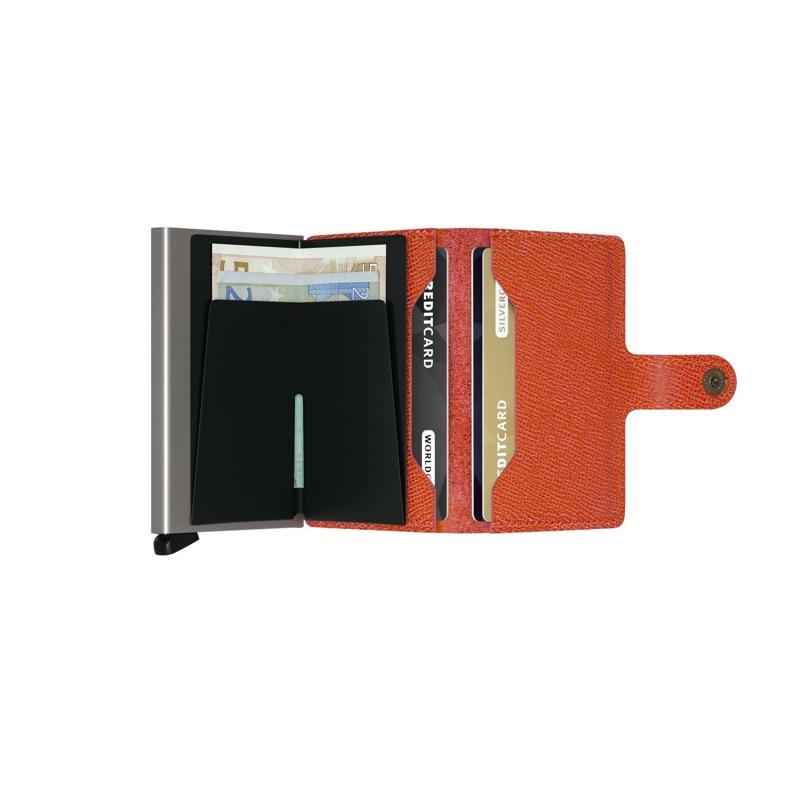 Secrid Kortholder Mini wallet Orange 3