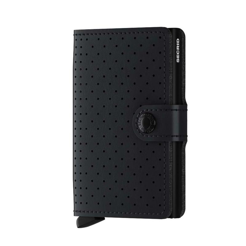Secrid Kortholder Mini wallet Sort/prikker 1