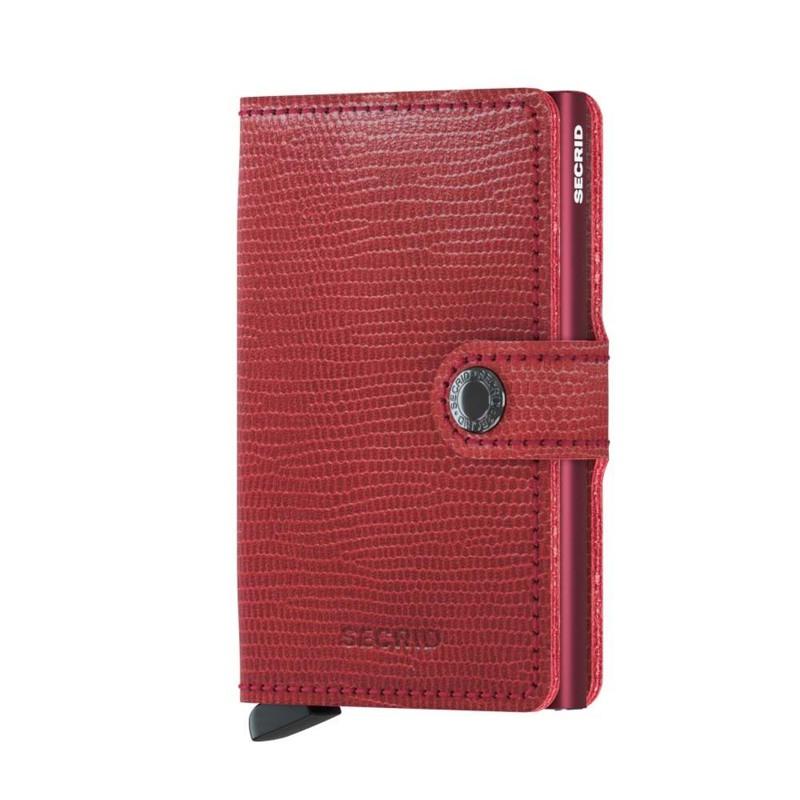Secrid Kortholder Mini wallet Bord/rød 1