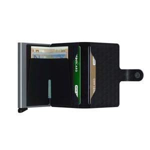 Secrid Kortholder Mini wallet Sølv/sort 2