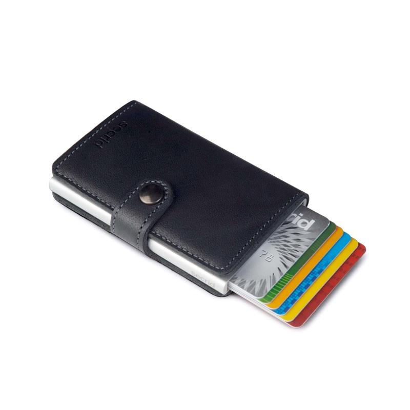 Secrid Kortholder Mini wallet Sort 3