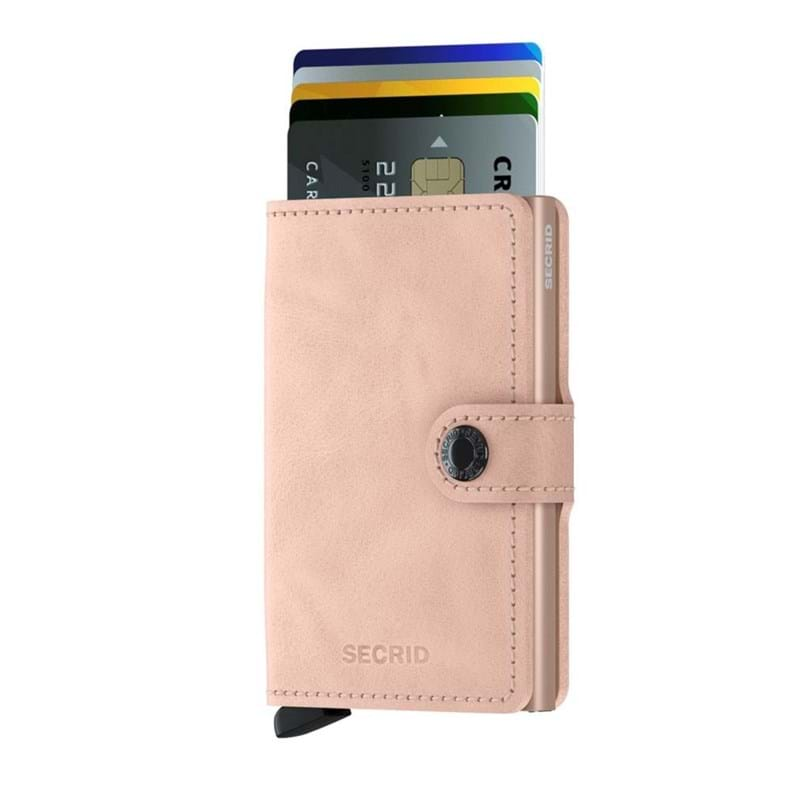 Secrid Kortholder Mini wallet L.Rød 2