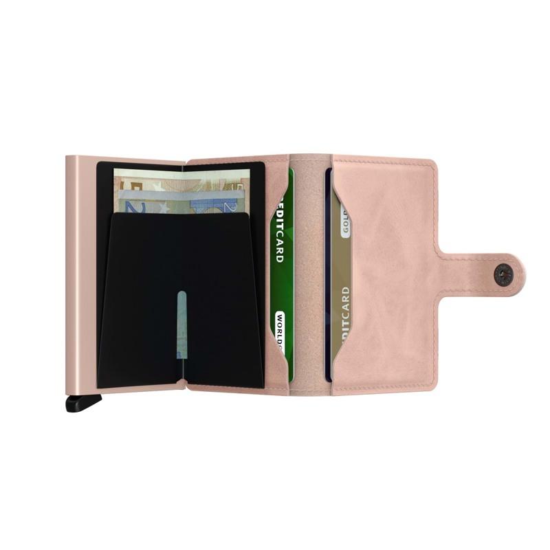 Secrid Kortholder Mini wallet L.Rød 4
