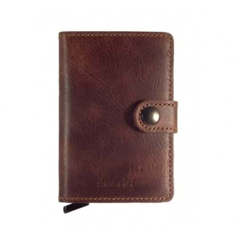Secrid Kortholder Mini wallet Brun 1