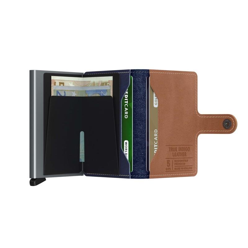 Secrid Kortholder Mini wallet Blå 2