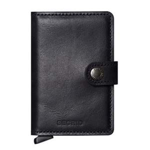 Secrid Kortholder Mini wallet Sort