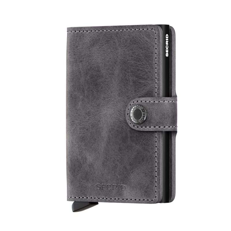 Secrid Kortholder Mini wallet Sort/grå 1