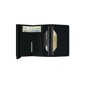 Secrid Kortholder Mini wallet Sort m/mønster 3