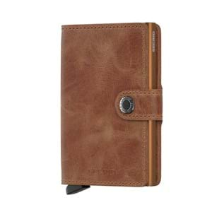 Secrid Kortholder Mini wallet Brun