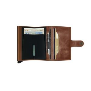 Secrid Kortholder Mini wallet Cognac/rust 3