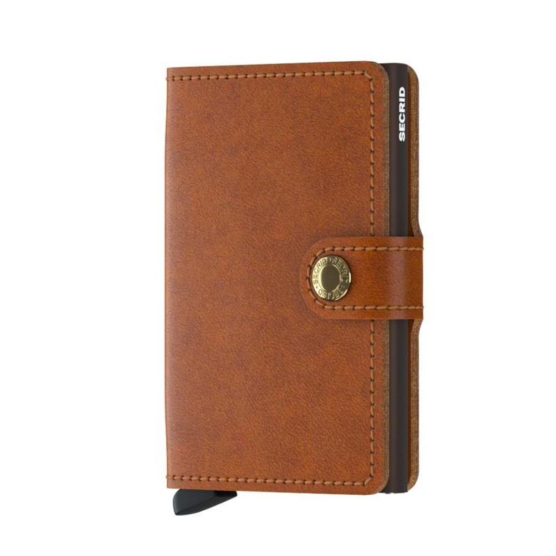 Secrid Kortholder Mini wallet Cognac/brun 1