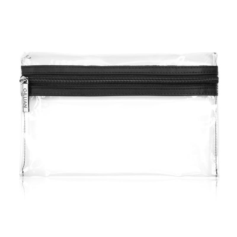 Gillian Jones Check in bag transparant Transparent 1
