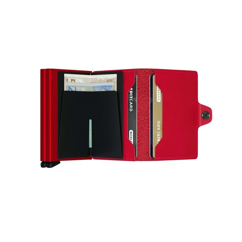 Secrid Kortholder Twinwallet Rød 3