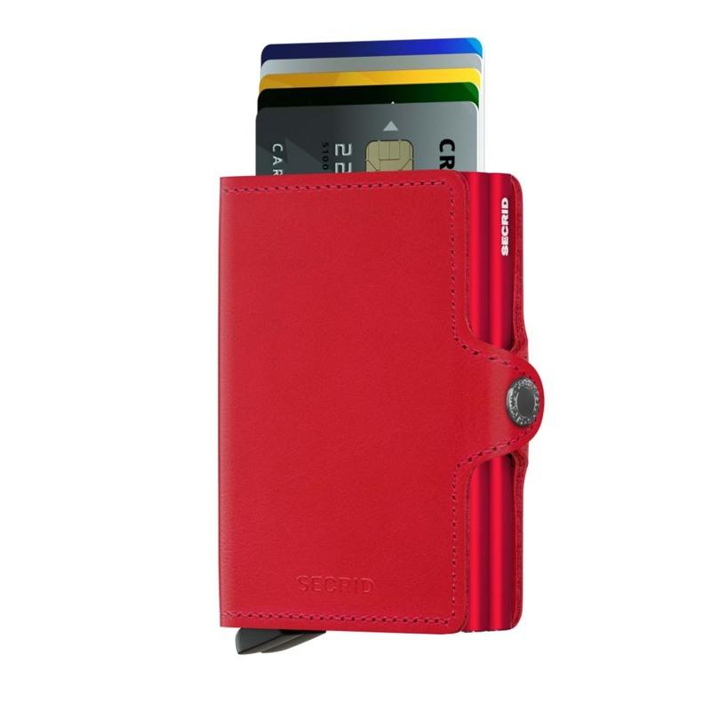 Secrid Kortholder Twinwallet Rød 2