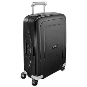 Samsonite Kuffert S.cure 55 Cm Sort