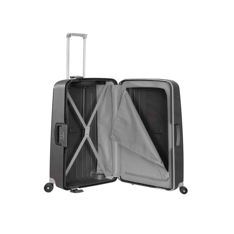 Samsonite Kuffert S.cure Sort 2