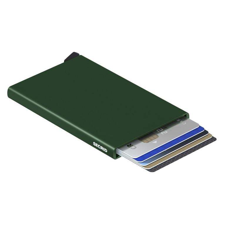 Secrid Kortholder Grøn 3