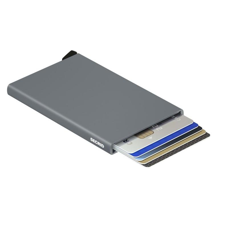 Secrid Kortholder Sølv 3