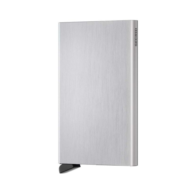 Secrid Kortholder Hvid/sølv 1