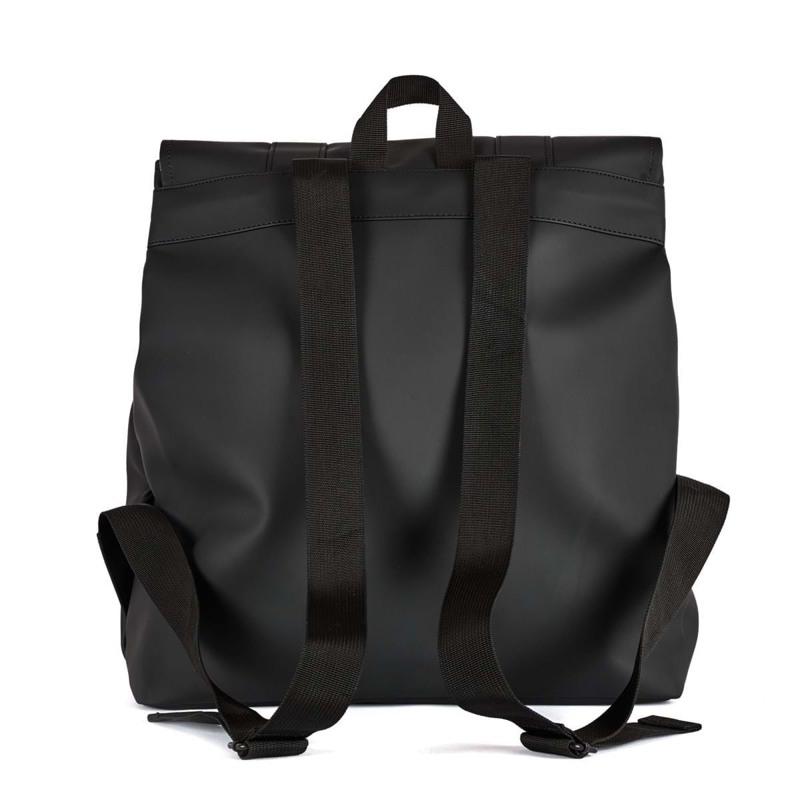 Rains Rygsæk Msn Bag Sort 2