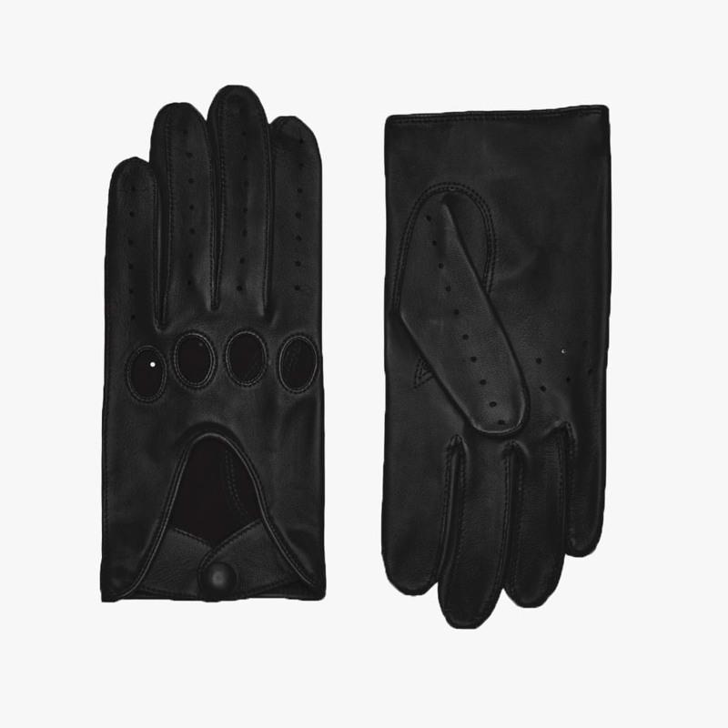 Randers Handsker Herre Kørehandske Sort 1