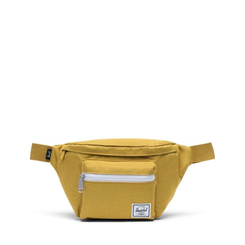 Herschel Bæltetaske Seventeen Karry gul 1