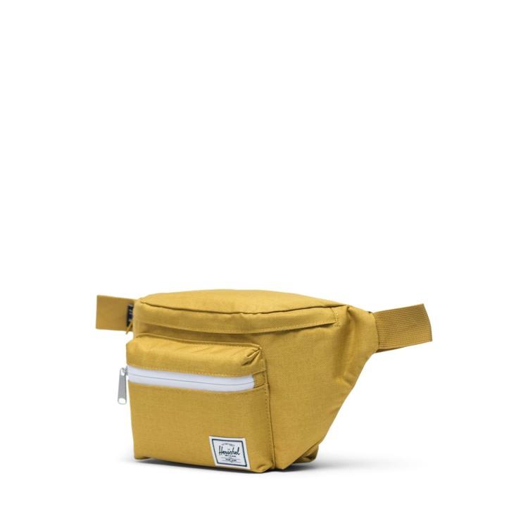 Herschel Bæltetaske Seventeen Karry gul 2