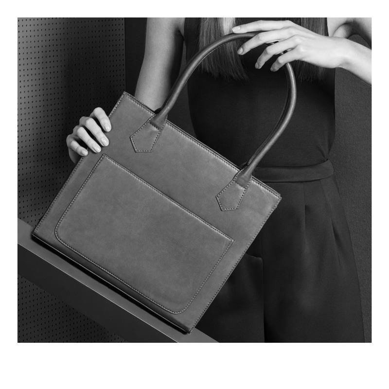 Belsac Shopper Donna Sort 5
